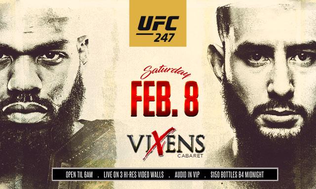 Fight Night!! UFC 247