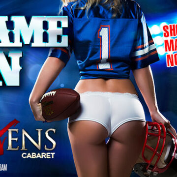 Game On/ NFL & NCAA Games