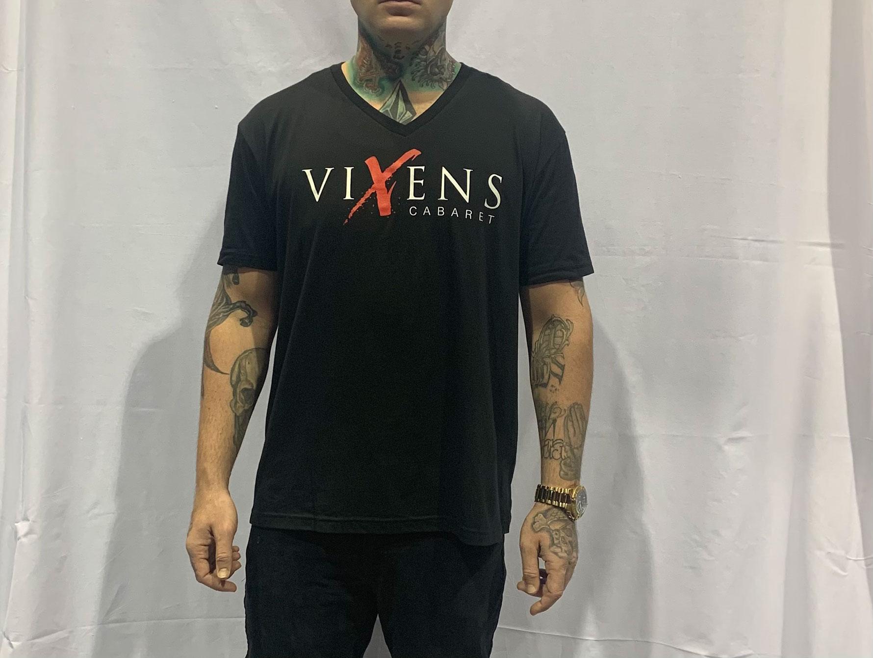 Men T-Shirt (Black)