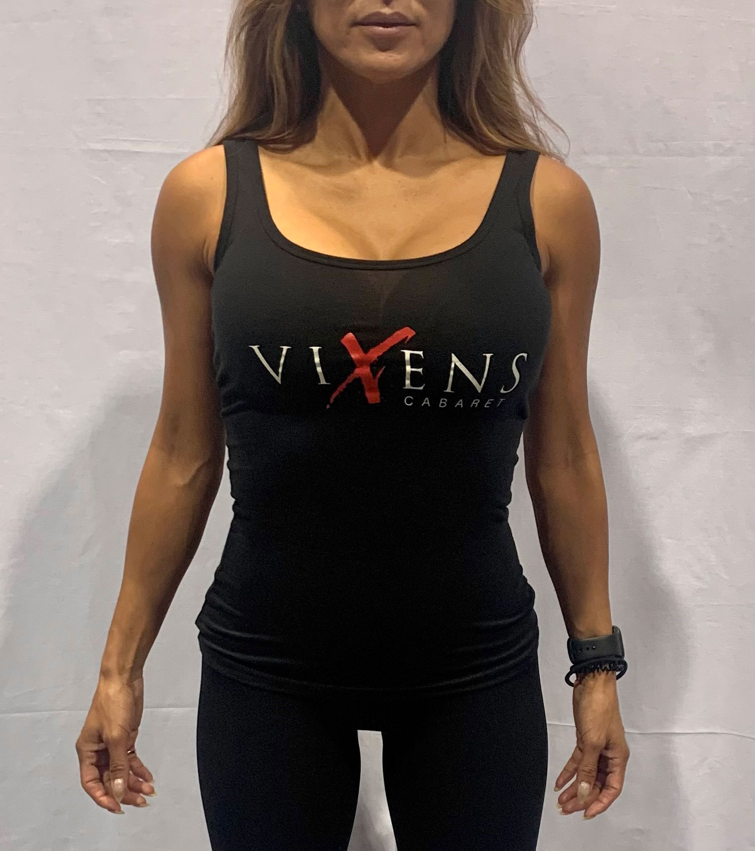 Women Tank Top (Black)