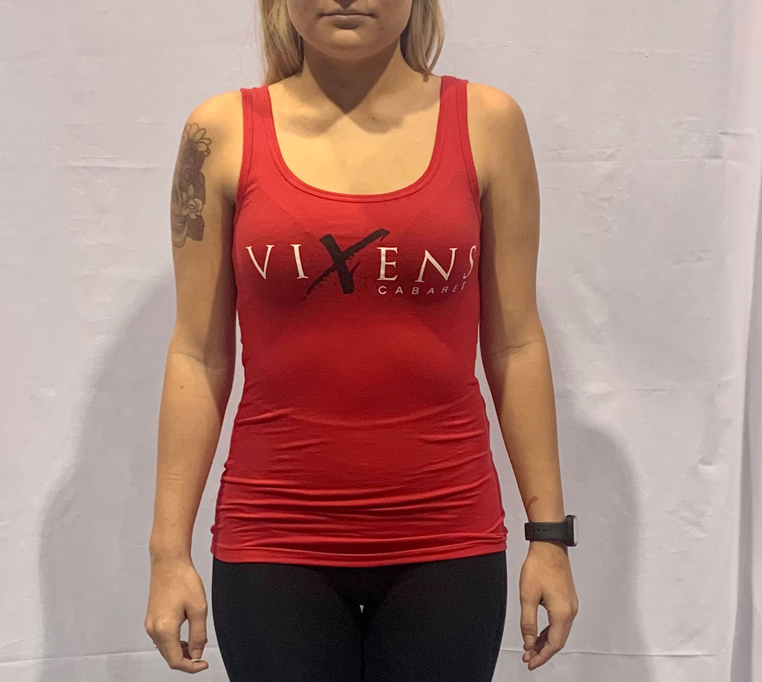 Women Tank Top (Red)