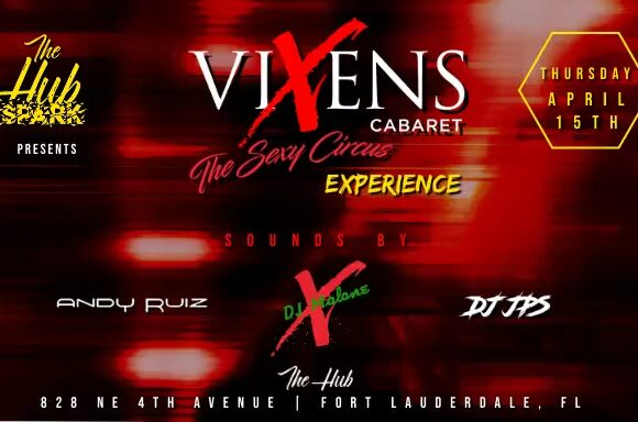 Vixens Experience @ The Hub/ Spark