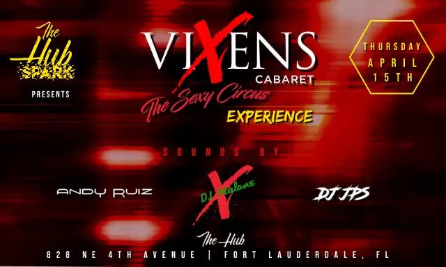 Vixens Experience @ The Hub/ Spark