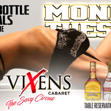 Monday-Tuesday Bottle Specials
