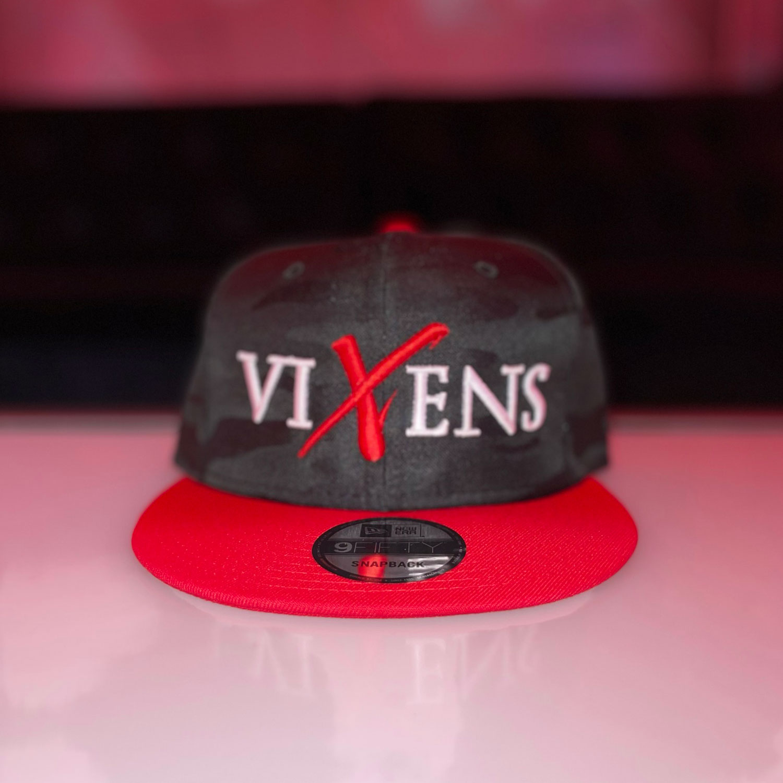 Hat (Red/Black)