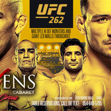 UFC 262 Watch Party