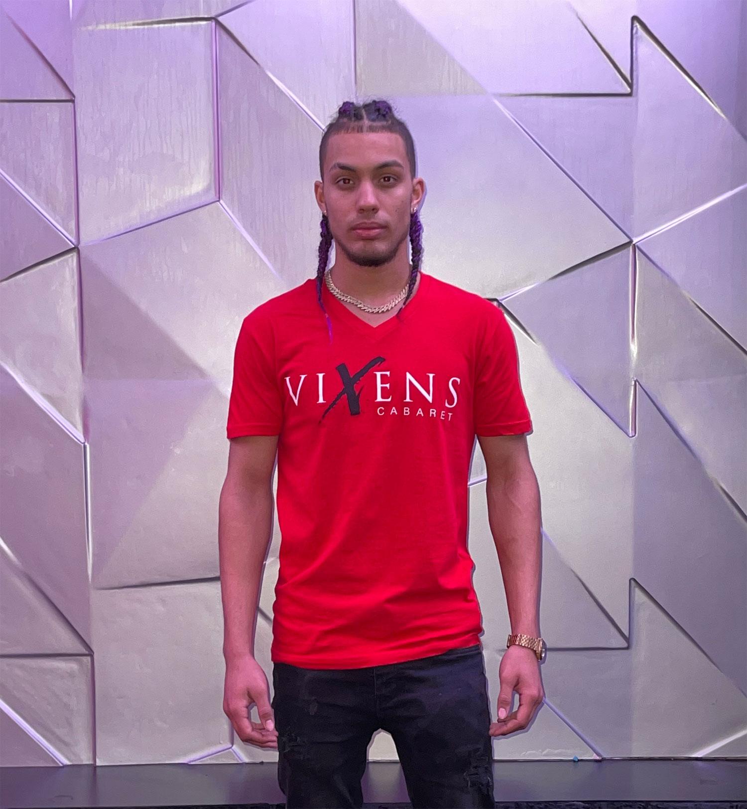 Men T-Shirt (Red)