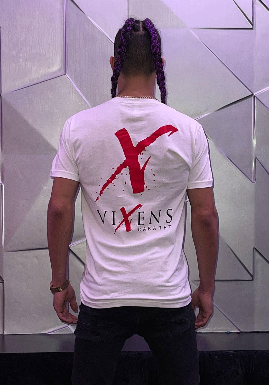 Men T-Shirt (White)