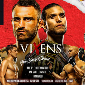 UFC 266 Watch Party
